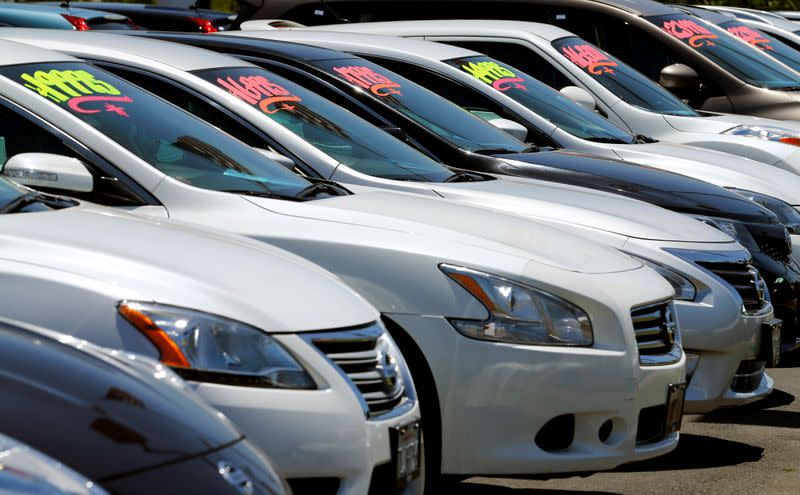 Some U.S. car shoppers are paying $5,000 over a vehicle's retail price