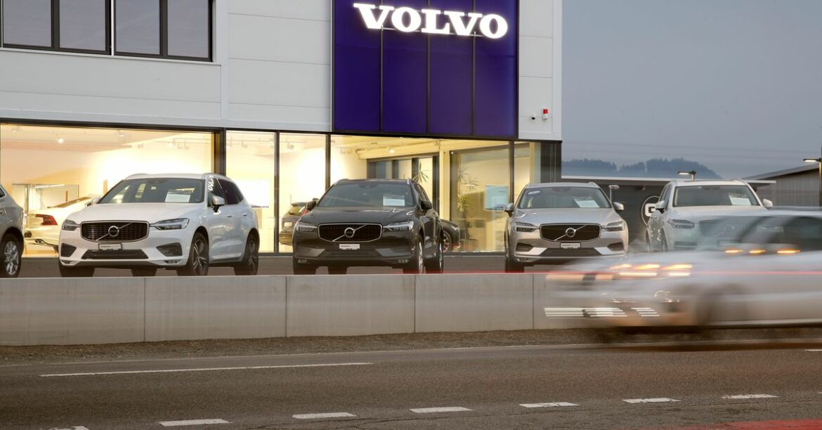 Volvo Cars looking to list on Nasdaq Stockholm this year