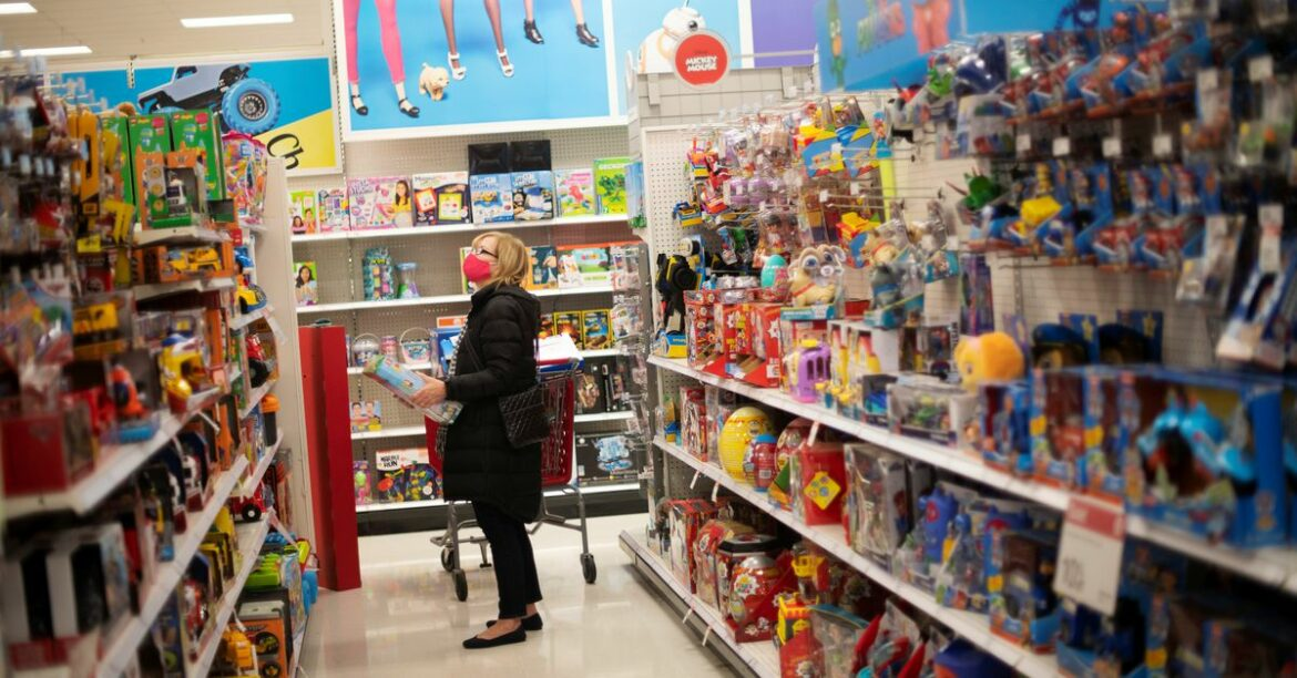 U.S. consumer prices post largest gain since 2009 as inflation ramps up