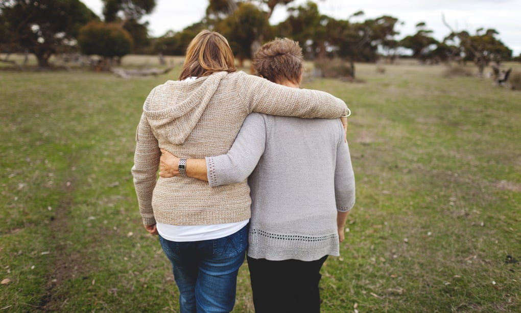 I haven't seen my family for more than a year – and the separation has taught me what matters
