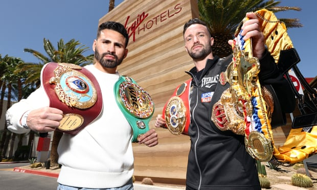 Josh Taylor and José Ramírez collide with boxing history on the line