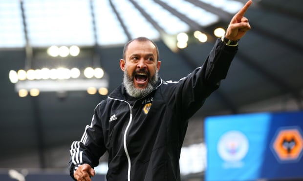Wolves in talks with Bruno Lage as Nuno prepares to depart as manager