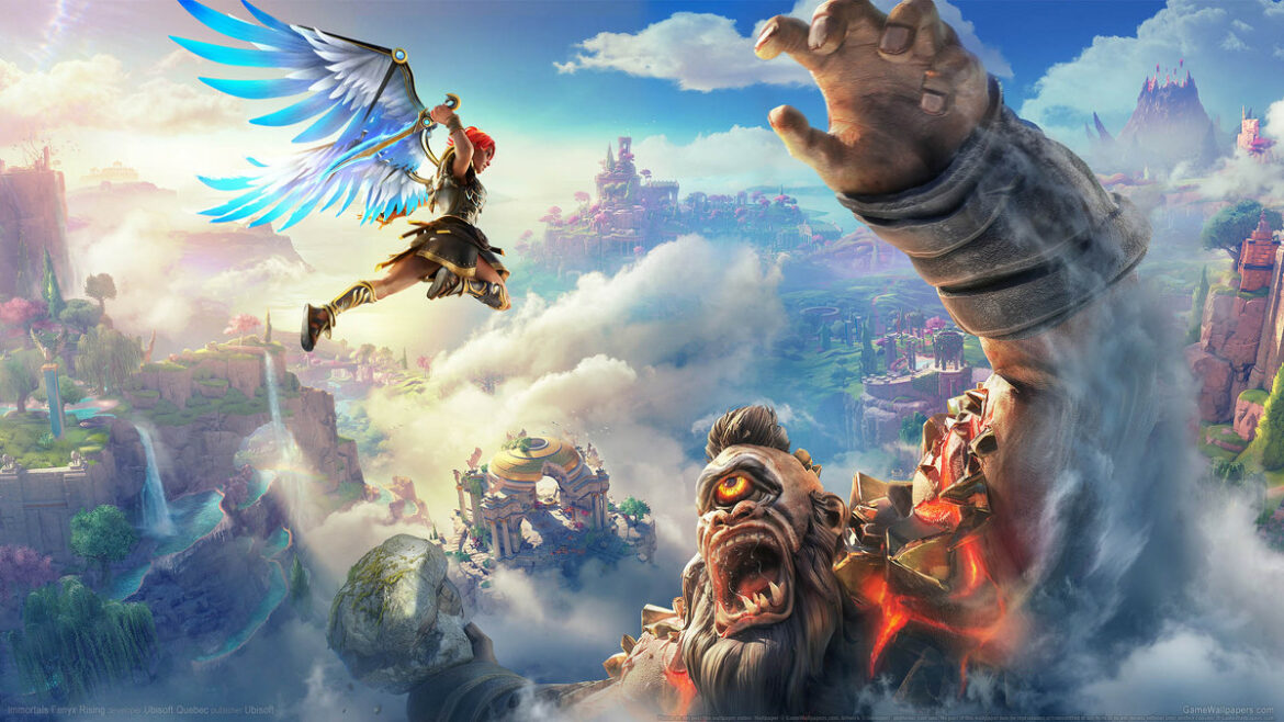 Grab Immortals Fenyx Rising and more for cheap in the Amazon Gaming Week promotion